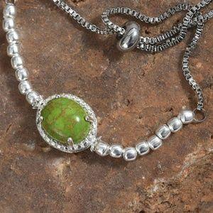 Jewelry - MOJAVE GREEN TURQUOISE BRACELET